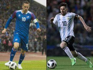 Argentina 1:1 Iceland