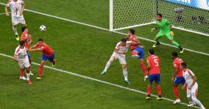 CRC 0:1 Serbia