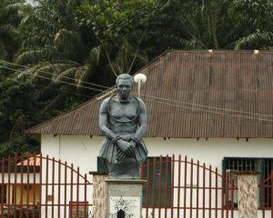 Chief Nana Museum Warri