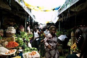 Effurun Market Warri