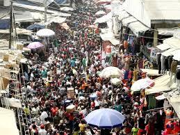 Igbudu Market Warri