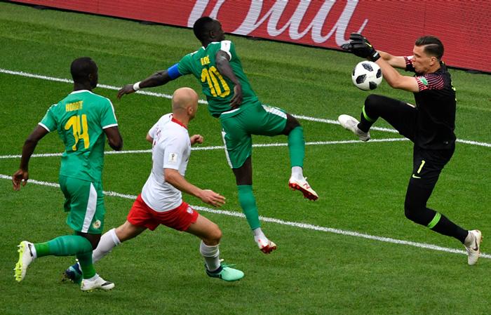 Russia 3:1 Egypt