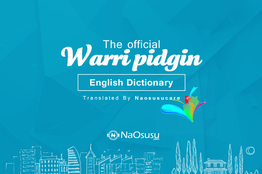 Warri Pidgin English