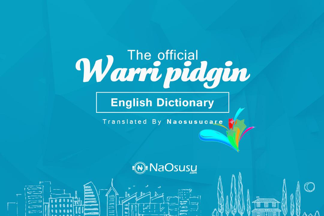 Warri Pidgin English