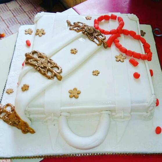 Top baking and catering services in Warri Suit cake