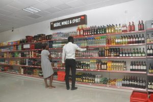 Kimberlyn Wine Shop Warri