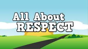 respect matters