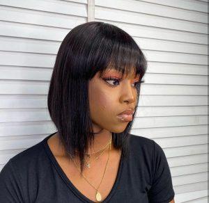 7k Fringe Wig